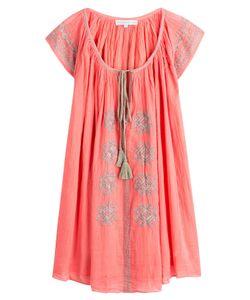 Christophe Sauvat | Bolshoi Embroidered Cotton Tunic Dress Gr. One Size