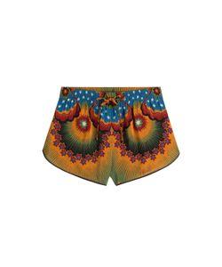 Valentino | Printed Silk Shorts Gr. S
