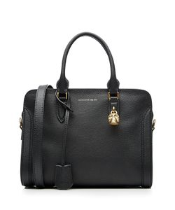 Alexander McQueen | Padlock Leather Tote Gr. One Size