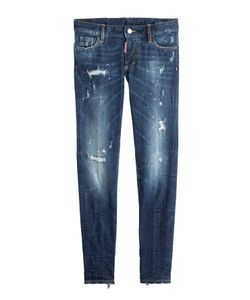 Dsquared2 | Distressed Skinny Jeans Gr. It 38
