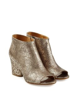 Maison Margiela | Metallic Leather Sandals Gr. Eu 375