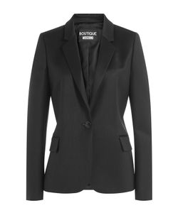 BOUTIQUE MOSCHINO | Wool Blazer Gr. It 40