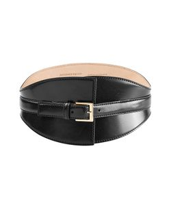 Alexander McQueen | Leather Belt Gr. 80