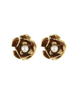 Marc Jacobs | Flower Stud Earrings Gr. One Size