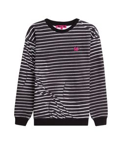 Mcq Alexander Mcqueen | Striped Cotton Sweatshirt Gr. S