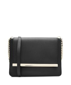 Diane Von Furstenberg | Leather Soiree Large Flap Shoulder Bag Gr. One Size