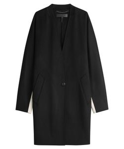 Rag & Bone | Colorblocked Wool Coat Gr. Us 0