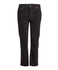 Alexander McQueen | Cropped Flare Jeans Gr. Eu 50