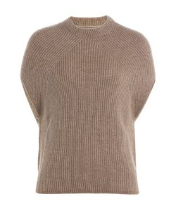Rick Owens | Cashmere-Wool Blend Pullover Gr. S