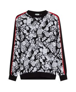 Kenzo | Long Sleeve Printed Top Gr. M
