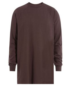 Rick Owens | Long Sleeve Cotton Top Gr. S