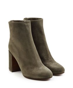 L' Autre Chose | Suede Ankle Boots Gr. It 36