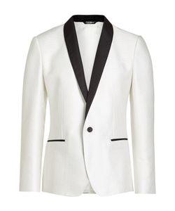 Dolce & Gabbana | Blazer With Silk Gr. Eu 48