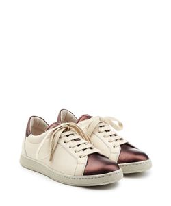 Brunello Cucinelli | Leather Sneakers Gr. It 36