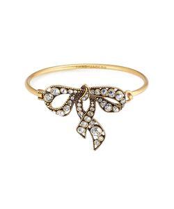Marc Jacobs | Crystal Embellished Bow Bracelet Gr. One Size