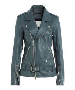 3.1 Phillip Lim | Leather Biker Jacket Gr. Us 2