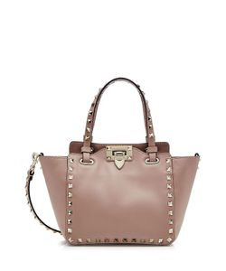 Valentino | Rockstud Mini Leather Tote Gr. One Size