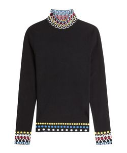 Peter Pilotto | Turtleneck Pullover Gr. Xs