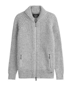 Dsquared2 | Knitted Cardigan With Alpaca And Virgin Wool Gr. M