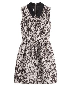 Mcq Alexander Mcqueen | Party Dress With Contrast Collar Gr. It 36
