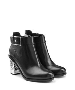 Mcq Alexander Mcqueen | Leather Shacklewell Boots Gr. It 36