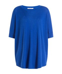 Diane Von Furstenberg | Wool-Silk Ribbed Knit Top Gr. M/L