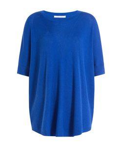 Diane Von Furstenberg | Wool-Silk Ribbed Knit Top Gr. M/L