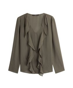 Etro | Ruffled Silk Blouse Gr. It 40