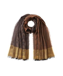 Etro | Printed Scarf With Wool Gr. One Size