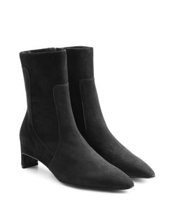 Robert Clergerie | Suede Ankle Boots Gr. Fr 365