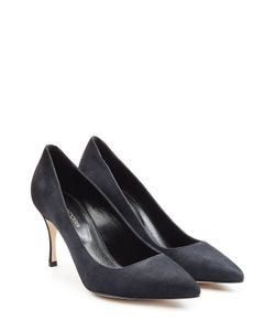 Sergio Rossi | Suede Pumps Gr. It 395