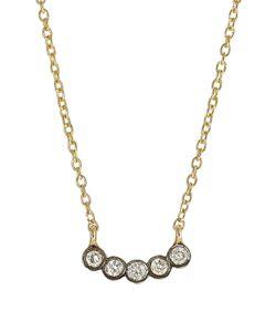 Yannis Sergakis Adornments | 18-Karat Yellow Diamond Necklace Gr. One Size
