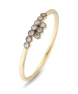 Yannis Sergakis Adornments | 18-Karat Ring With Diamonds Gr. One Size
