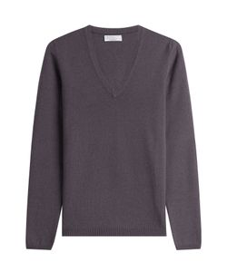 Brunello Cucinelli | Cashmere Pullover With Elbow Patches Gr. S