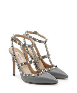 Valentino | Leather Rockstud Pumps Gr. It 36