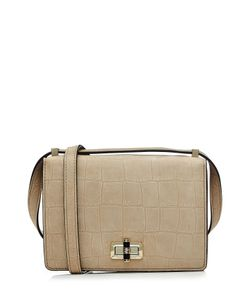 Diane Von Furstenberg | Embossed Leather Shoulder Bag Gr. One Size