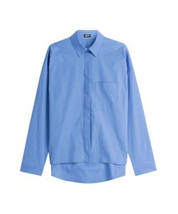 Jil Sander Navy | Stretch Cotton Shirt Gr. De 40