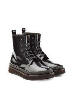 Brunello Cucinelli | Patent Leather Ankle Boots Gr. It 38