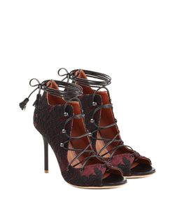 MALONE SOULIERS | Lace-Up Sandals With Lace Gr. Eu 36