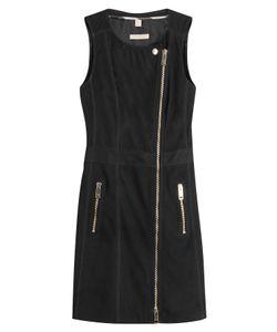 Burberry Brit | Suede Biker Dress Gr. Uk 10