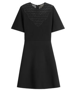 Giambattista Valli | Crepe Dress With Cut-Out Detail Gr. It 38