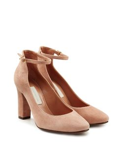L' Autre Chose | Suede Mary Jane Pumps Gr. It 39