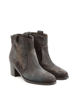 Laurence Dacade | Suede Ankle Boots Gr. It 36