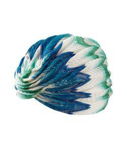 Missoni Mare   Crochet Knit Turban Gr. One Size