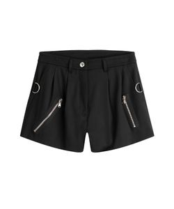 Moschino | Virgin Wool Shorts With Zippers Gr. It 36