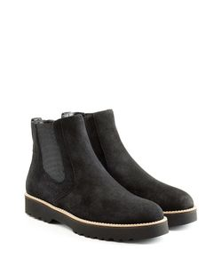 Hogan | Suede Chelsea Boots Gr. It 375