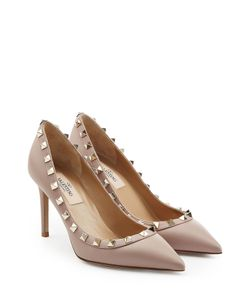 Valentino | Rockstud Leather Pumps Gr. It 36