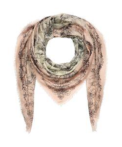 Alexander McQueen | Printed Silk Blend Scarf Gr. One Size