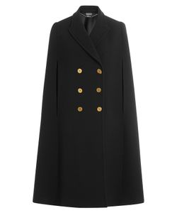 Alexander McQueen | Virgin Wool Cape Gr. It 38
