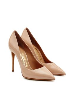 Salvatore Ferragamo | Patent Leather Pumps Gr. Us 5